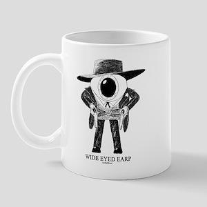 Wide Eyed Earp Mug