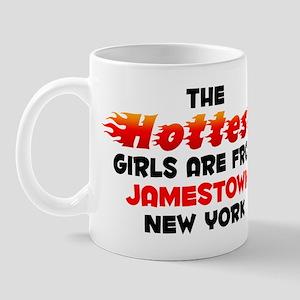 Hot Girls: Jamestown, NY Mug