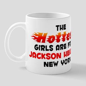 Hot Girls: Jackson Heig, NY Mug