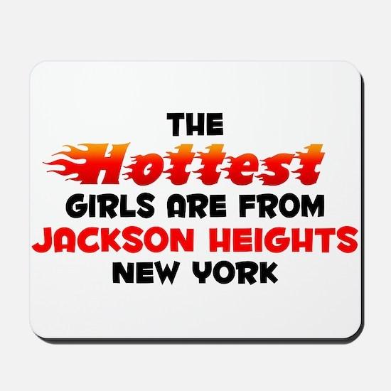Hot Girls: Jackson Heig, NY Mousepad