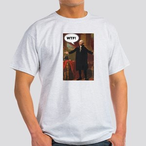 George Washington WTF(without caption) T-Shirt