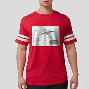 US Paratrooper Print T-Shirt