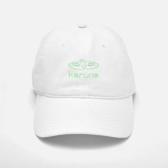 Karuna (Compassion) Baseball Baseball Cap