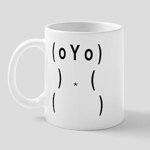 Geek Boobies Mug