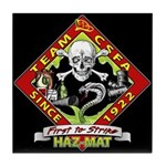 CSFA Hazmat Coaster