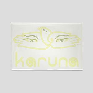 Karuna (Compassion) Rectangle Magnet