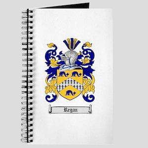 Regan Family Crest Journal