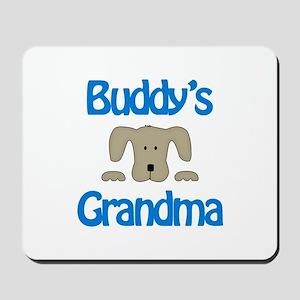 Buddy's Grandma Mousepad