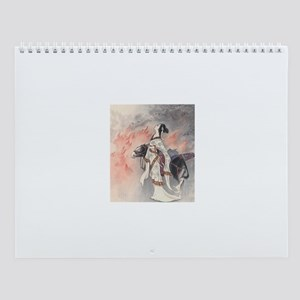 AsianArt Wall Calendar