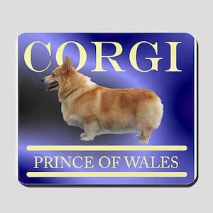 Welsh Corgi Mousepad