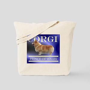 Welsh Corgi Tote Bag