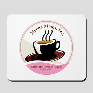 Mocha Moms Mousepad