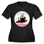 Mocha Moms Plus Size T-Shirt