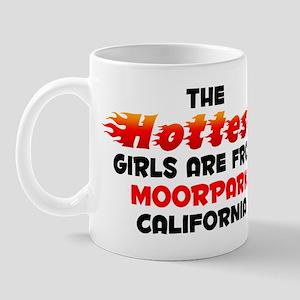Hot Girls: Moorpark, CA Mug