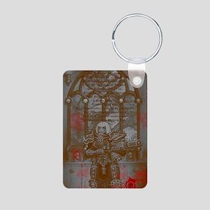 Aluminum Photo Keychain