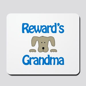 Reward's Grandma Mousepad