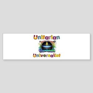 Unitarian Universalist 15 Merchandi Bumper Sticker