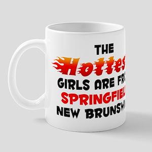 Hot Girls: Springfield, NB Mug