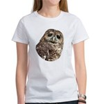 Northern Spotted Owl Women's T-Shirt