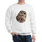 Northern Spotted Owl Sweatshirt