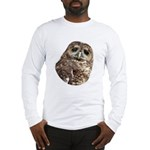 Northern Spotted Owl Long Sleeve T-Shirt