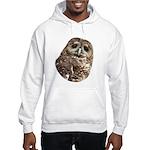 Northern Spotted Owl Hooded Sweatshirt