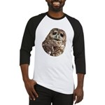 Northern Spotted Owl Baseball Jersey