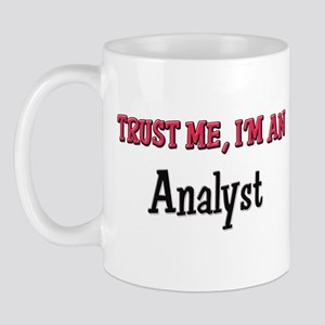Trust Me I'm an Analyst Mug