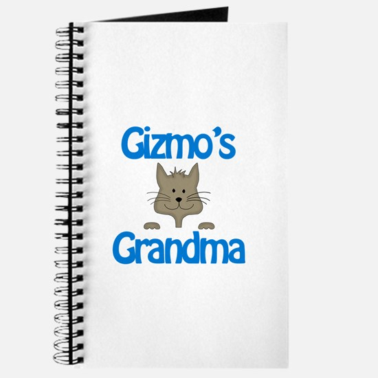 Gizmo's Grandma Journal