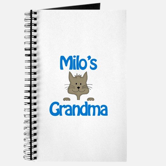 Milo's Grandma Journal