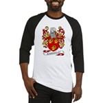 Hamersley Coat of Arms Baseball Jersey