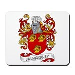 Hamersley Coat of Arms Mousepad