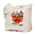 Hamersley Coat of Arms Tote Bag