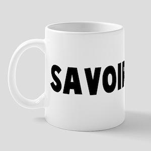 Savoir faire Mug