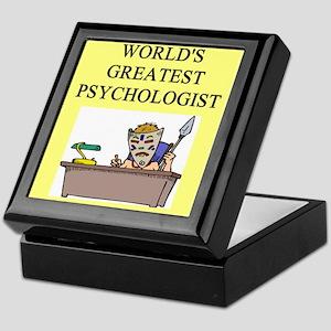 psychology gifts t-shirts Keepsake Box