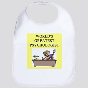 psychology gifts t-shirts Bib