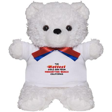 Hot Girls: Manhattan Be, CA Teddy Bear