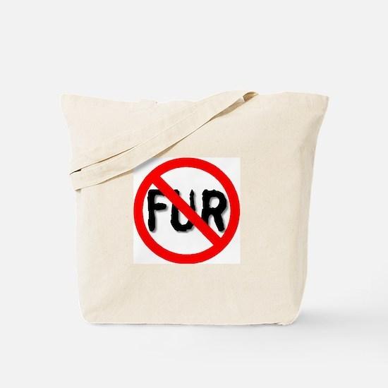 Cute Anti fur Tote Bag