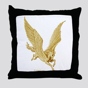 Pegasus in Flight ~ Throw Pillow