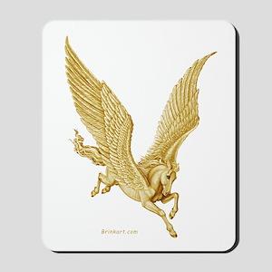 Pegasus in Flight ~ Mousepad