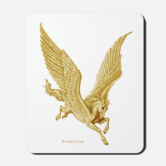 Pegasus in Flight ~ Mousepad