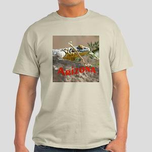 lizards Ash Grey T-Shirt