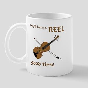 Reel Good Time Mug