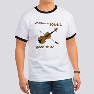 Reel Good Time Ringer T