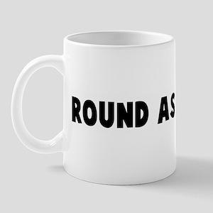 Round as an apple Mug