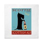 Scottie Scottish Ale Queen Duvet