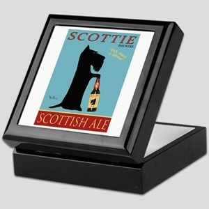 Scottie Scottish Ale Keepsake Box