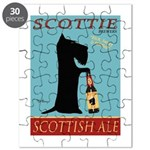 Scottie Scottish Ale Puzzle