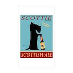 Scottie Scottish Ale Sticker (Rectangle 50 pk)