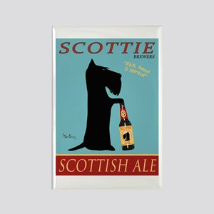 Scottie Scottish Ale Rectangle Magnet